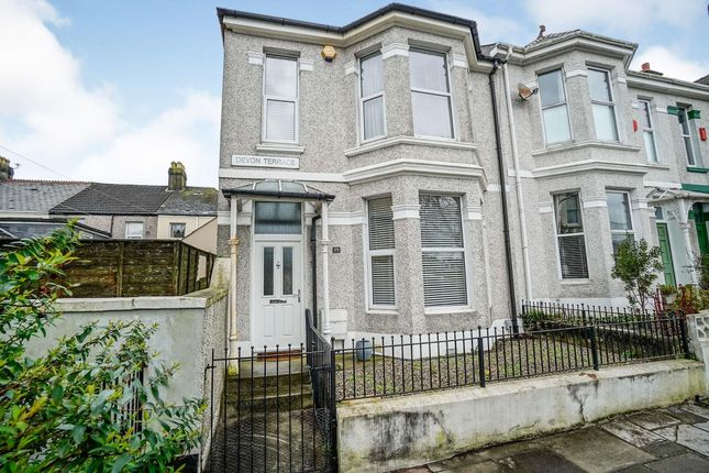 Thumbnail Property to rent in Devon Terrace, Mutley, Plymouth