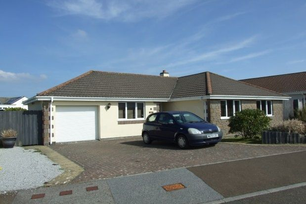 Thumbnail Detached bungalow to rent in Longfield Drive, Camelford