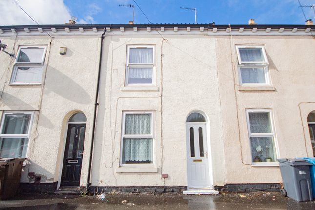 2 bed terraced house to rent in Glasgow Street, Hull HU3