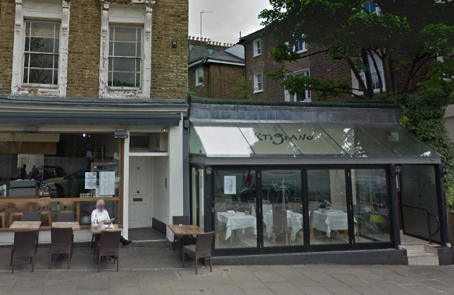 Thumbnail Restaurant/cafe for sale in Belsize Terrace, Belsize Park, London