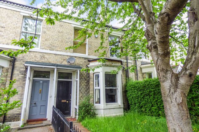 Thumbnail Terraced house to rent in Larkspur Terrace, Jesmond, Newcastle Upon Tyne