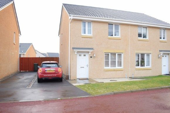Thumbnail Semi-detached house to rent in Sandstone Drive, Elgin
