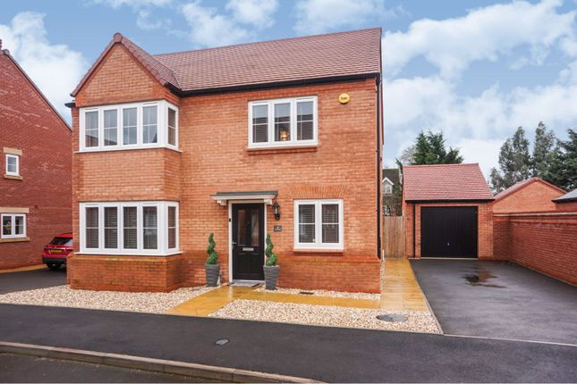 Thumbnail Detached house for sale in Boss Way, Bidford On Avon