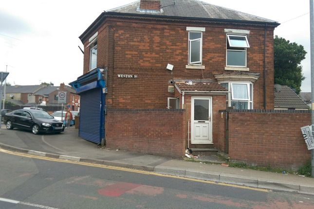 Thumbnail Flat to rent in Weston Street, Walsall, West Midlands