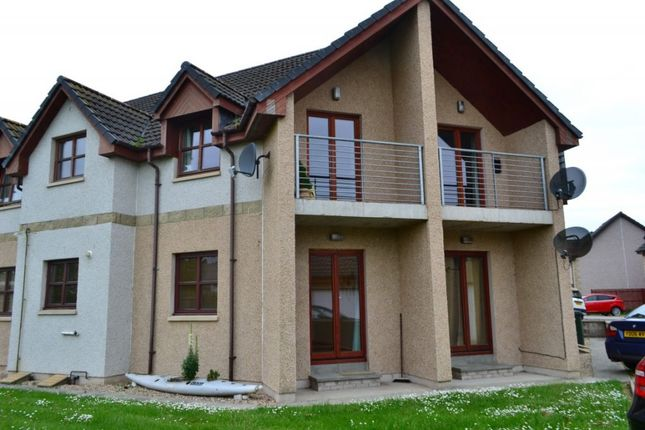 Thumbnail Flat for sale in 35 Knockomie Rise, Forres