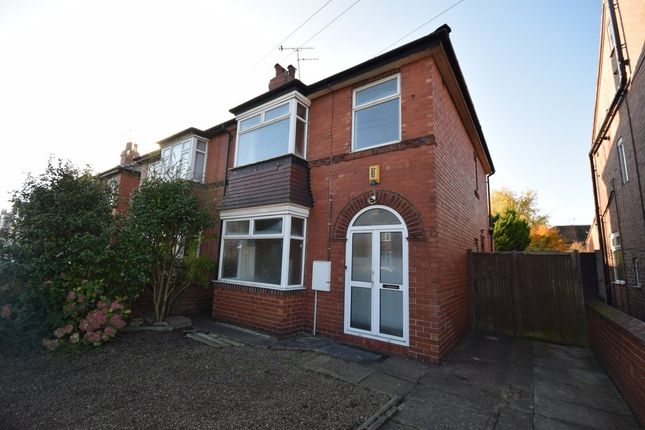 Thumbnail Semi-detached house to rent in Zetland Road, Town Moor, Doncaster
