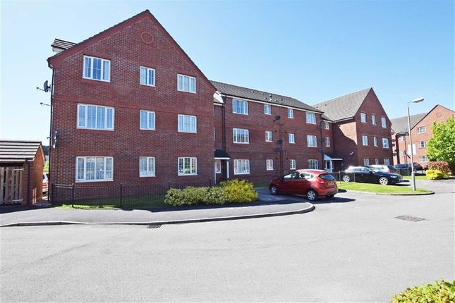 Thumbnail Flat for sale in Queens Court, 6 Lloyd Road, Levenshulme, Manchester