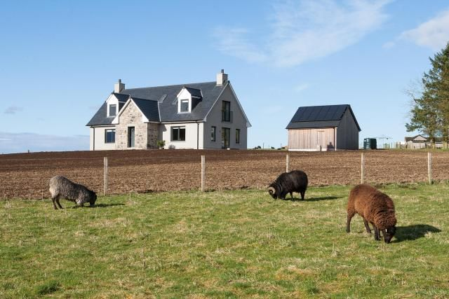Thumbnail Detached house for sale in Maud, Peterhead