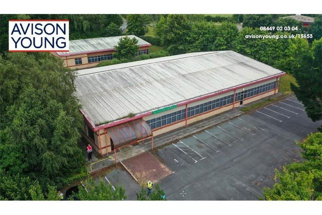 Thumbnail Warehouse for sale in Unit 39, Mochdre Industrial Estate, Newtown, Montgomeryshire, Wales