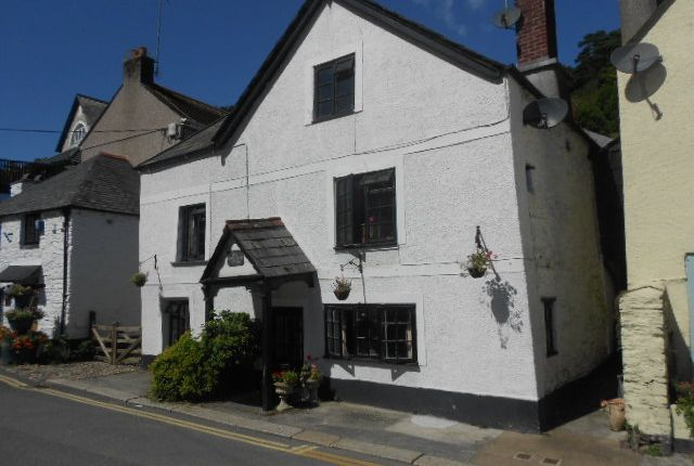 Thumbnail Link-detached house to rent in Fore Street, Looe