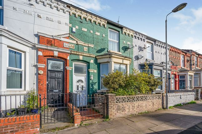 Thumbnail Terraced house for sale in Bedford Road, Bootle, Merseyside