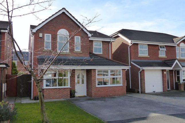 Thumbnail Detached house for sale in 25 Poplar Drive, Coppull