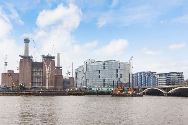 Thumbnail Town house for sale in Bessborough House, Battersea Power Station