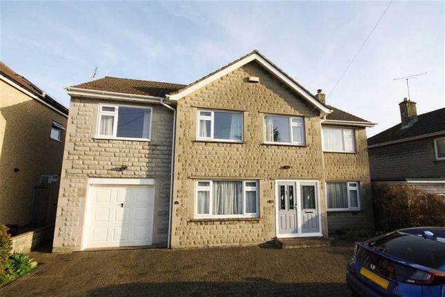 Thumbnail Detached house for sale in Hardenhuish Avenue, Chippenham, Wiltshire