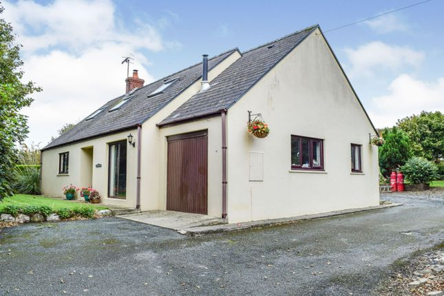 Thumbnail Bungalow for sale in St. Davids Road, Haverfordwest