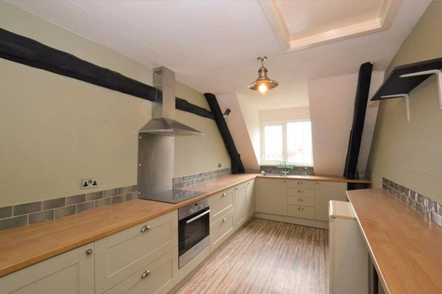 Thumbnail Flat to rent in Fore Street, Bovey Tracey, Newton Abbot, Devon