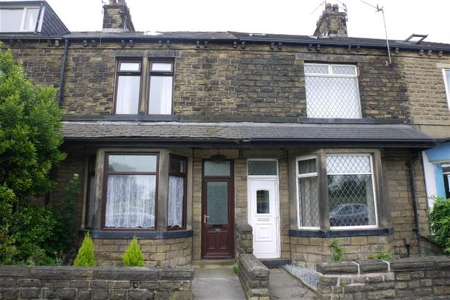 Thumbnail Terraced house to rent in Bradford Road, Pudsey, Leeds