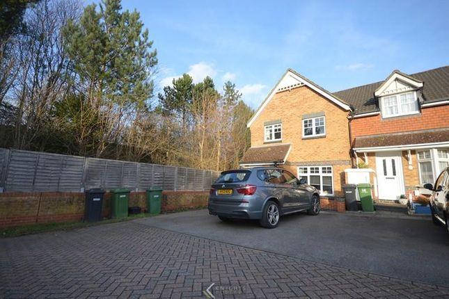 Thumbnail Detached house to rent in Quob Farm Close, West End, Southampton