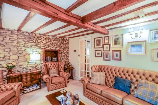 Lounge of Bell End, Wollaston, Northamptonshire, England NN29