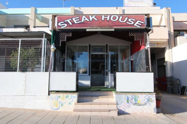 Thumbnail Restaurant/cafe for sale in 55 Kennedy Ave, Paralimni, Famagusta, Cyprus Famagusta Cy 5290, Kennedy Ave 55, Paralimni, Cyprus