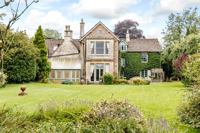 Thumbnail Semi-detached house for sale in The Street, Yatton Keynell, Chippenham, Wiltshire