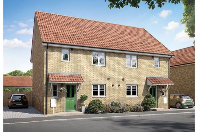 """Thumbnail Property for sale in """"The Redgrave"""" at Wetherden Road, Elmswell, Bury St. Edmunds"""