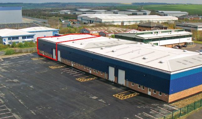 Thumbnail Warehouse to let in Farfield Park, Rotherham