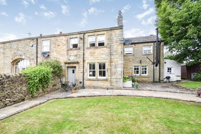 Thumbnail Semi-detached house for sale in Standenhall Drive, Burnley, Lancashire