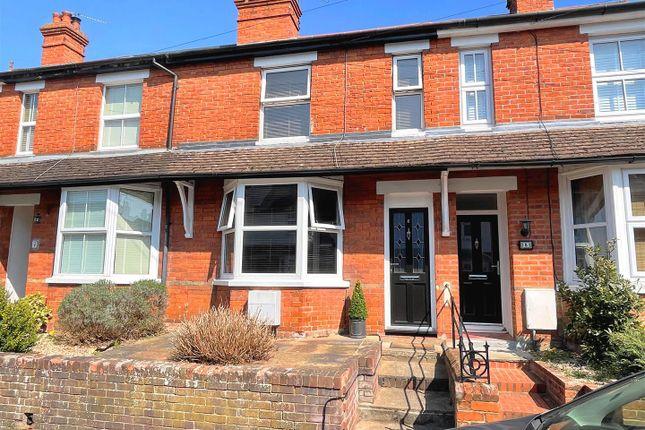 Terraced house for sale in Salcombe Road, Newbury