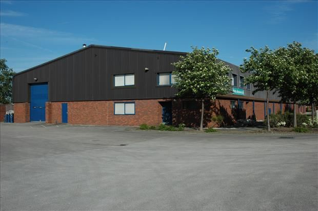 Thumbnail Light industrial to let in Unit 38, Zone Two, Drive B, First Avenue, Deeside, Zone 2