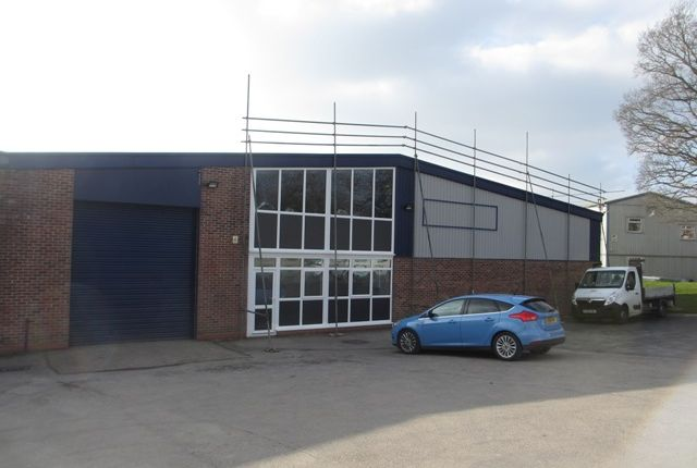 Thumbnail Light industrial to let in Unit 3.2 Amber Business Centre, Greenhill Lane, Riddings