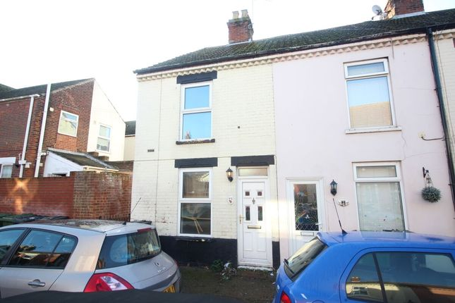 Thumbnail Terraced house to rent in Coronation Terrace, Great Yarmouth