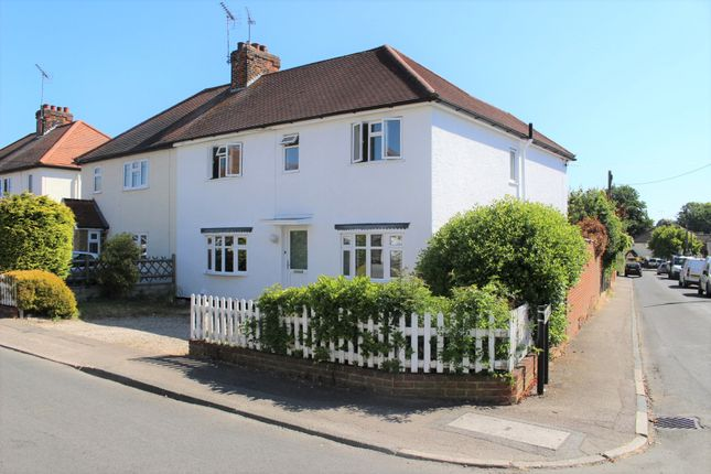Thumbnail Semi-detached house to rent in Fairfield Road, Ongar, Essex