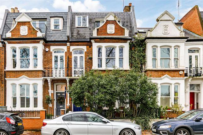 Exterior of Rocks Lane, London SW13