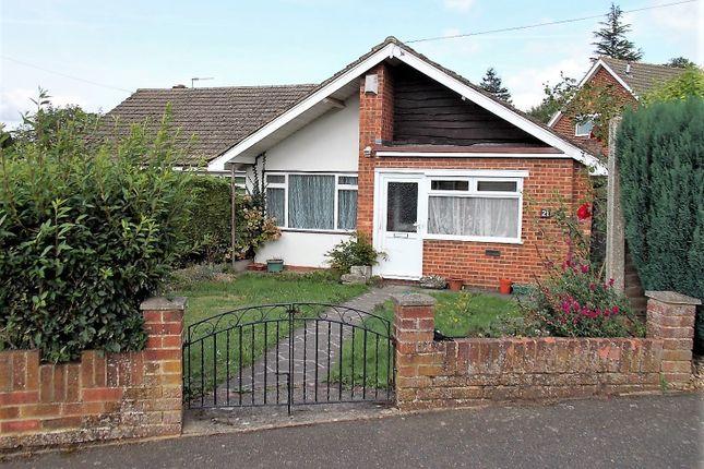 Semi-detached bungalow for sale in Toddington Crescent, Chatham