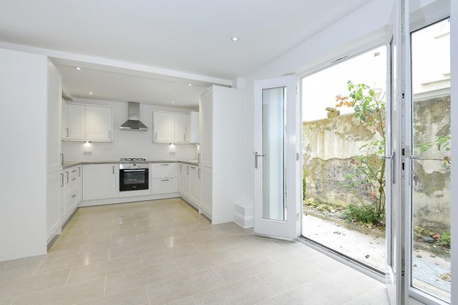 Thumbnail Terraced house for sale in Waldegrave Road, Brighton