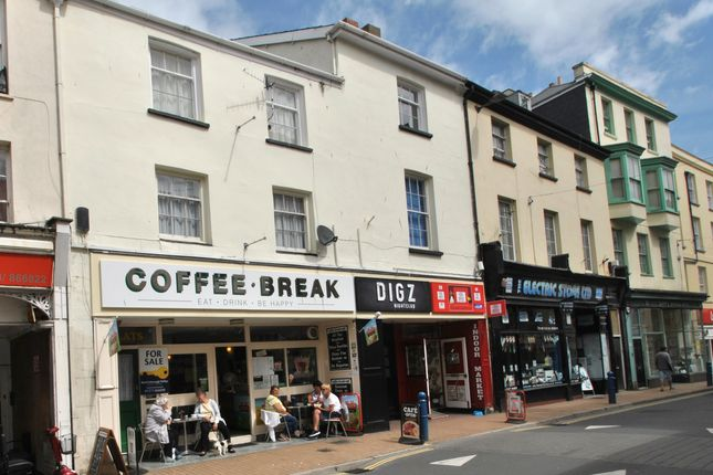 Thumbnail Pub/bar to let in 11-12 High Street, Ilfracombe