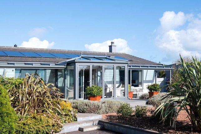 Thumbnail Bungalow for sale in The Fairway, Mawnan Smith, Falmouth, Cornwall