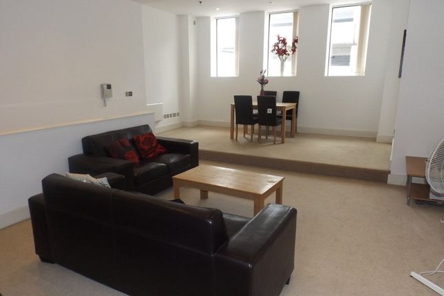 Thumbnail Flat to rent in Wollaton Street, Nottingham