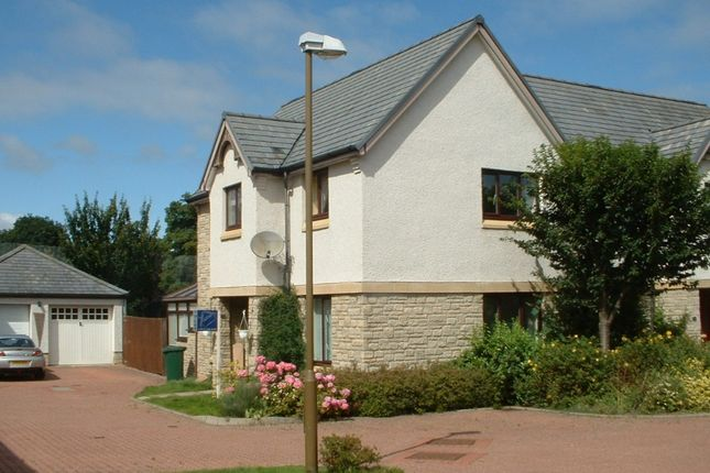 Thumbnail Detached house to rent in Greenpark, Liberton, Edinburgh