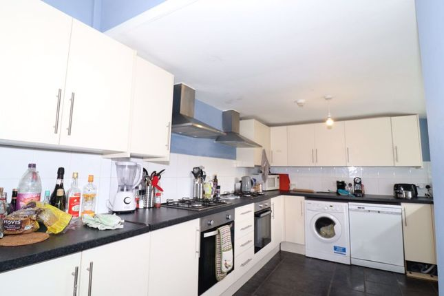 Thumbnail Terraced house to rent in Salisbury Road, Cathays, Cardiff.
