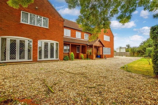 Thumbnail Detached house for sale in Sloothby, Alford