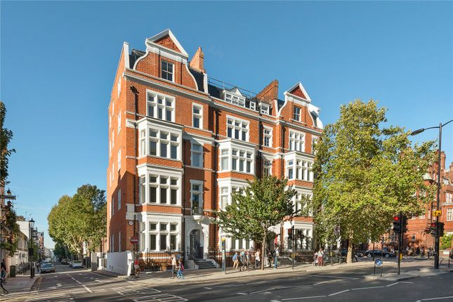 External of Five Palace Court, Bayswater, London W2