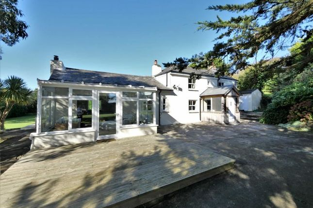 Thumbnail Detached house to rent in St Anns Hill, Bude, Cornwall