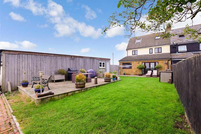 Thumbnail Semi-detached house for sale in Minster Road, Monkton, Ramsgate, Kent