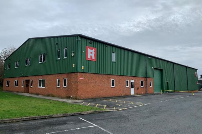Thumbnail Light industrial to let in Lynden Business Park, Lower Road Trading Estate, Ledbury, Herefordshire