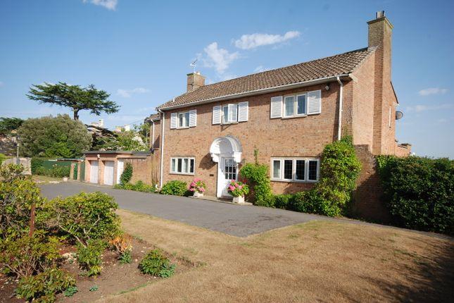 Thumbnail Detached house for sale in Ashton Road, Hilperton, Trowbridge