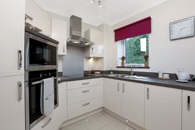 Thumbnail Flat for sale in London Road, Guildford