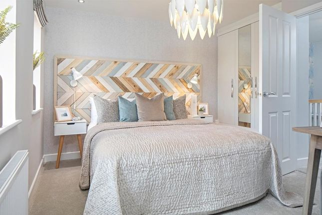 "3 bedroom semi-detached house for sale in ""Washford"" at Harlequin Drive, Worksop"