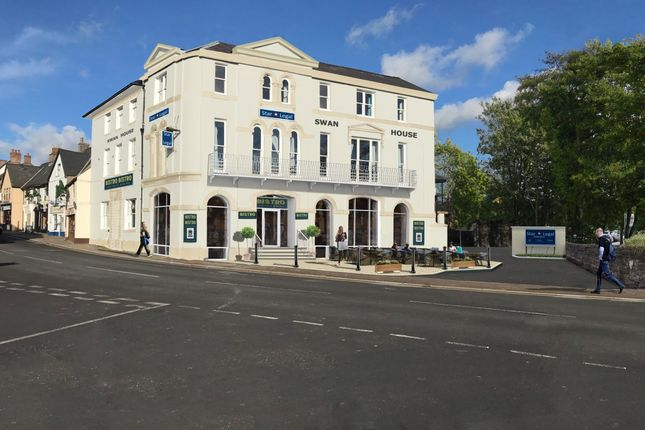 Thumbnail Commercial property to let in 33 Cross Street, Abergavenny, Gwent